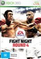 Cheats for Fight Night Round 4 on Xbox 360