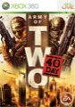 Cheats for Army of Two: The 40th Day on Xbox 360