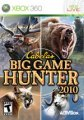 Cheats for Cabela's Big Game Hunter 2010 on Xbox 360