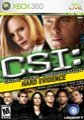 Cheats for CSI: Hard Evidence on Xbox 360