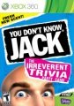 Cheats for You Don't Know Jack on Xbox 360