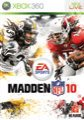 Cheats for Madden NFL 10 on Xbox 360