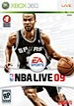 Cheats for NBA LIVE 09 on Xbox 360