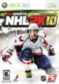 Cheats for NHL 2K10 on Xbox 360