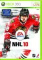 Cheats for NHL 10 on Xbox 360