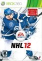 Cheats for NHL 12 on Xbox 360