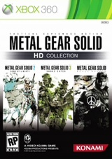 Cheats for Metal Gear Solid HD Collection on Xbox 360